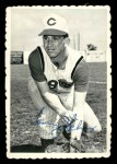 1969 Topps Deckle Edge #20  Tommy Helms  Front Thumbnail