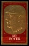 1965 Topps Embossed #47   Ken Boyer   Front Thumbnail