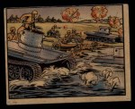 1938 Gum Inc. Horrors of War #132   Chinese Motorized Unit with Amphibious Tanks Front Thumbnail