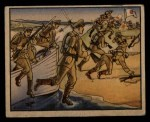 1938 Gum Inc. Horrors of War #243   Soviet Cutter Lands on Island in Jap Clash Front Thumbnail