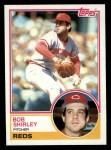 1983 Topps #112  Bob Shirley  Front Thumbnail