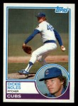 1983 Topps #99  Dickie Noles  Front Thumbnail