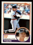 1983 Topps #613   Mike Ivie Front Thumbnail
