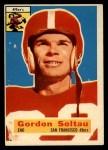 1956 Topps #2  Gordon Soltau  Front Thumbnail