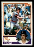 1983 Topps #147   Rick Leach Front Thumbnail
