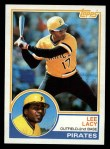 1983 Topps #69  Lee Lacy  Front Thumbnail