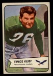 1954 Bowman #79  Frank Kilroy  Front Thumbnail