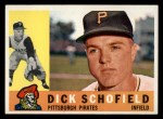 1960 Topps #104   Dick Schofield Front Thumbnail
