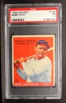 1933 Goudey #149   Babe Ruth Front Thumbnail