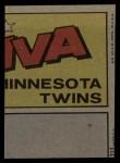 1972 Topps #712  In Action  -  Bobby Bonds Back Thumbnail