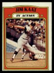 1972 Topps #710  In Action  -  Jim Kaat Front Thumbnail