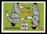 1970 Fleer World Series #29  1932 Yankees vs. Cubs    -  Babe Ruth  / Lou Gehrig Front Thumbnail