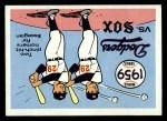 1970 Fleer World Series #56  1959 Dodgers vs. White Sox    -  Chuck Essegian Front Thumbnail