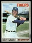 1970 Topps #698   Tom Tresh Front Thumbnail