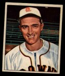 1950 Bowman #191   Dick Starr Front Thumbnail