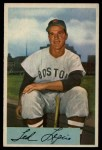 1954 Bowman #162  Ted Lepcio  Front Thumbnail