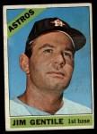 1966 Topps #45   Jim Gentile Front Thumbnail