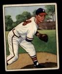 1950 Bowman #57  Vern Bickford  Front Thumbnail