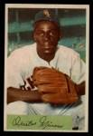 1954 Bowman #38 ALL  Minnie Minoso Front Thumbnail