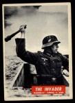 1965 Philadelphia War Bulletin #4  The Invader  Front Thumbnail