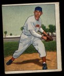 1950 Bowman #80  Howard Fox  Front Thumbnail