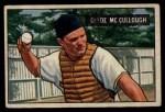 1951 Bowman #94  Clyde McCullough  Front Thumbnail