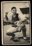 1953 Bowman Black and White #22   Matt Batts Front Thumbnail