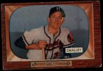 1955 Bowman #252   Roy Smalley Front Thumbnail