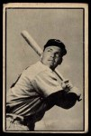 1953 Bowman Black and White #1   Gus Bell Front Thumbnail