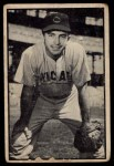 1953 Bowman Black and White #12   Randy Jackson Front Thumbnail