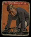 1933 Goudey Sport Kings #7  Bobby Walthour Sr  Front Thumbnail