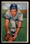 1952 Bowman #87   Mickey Vernon Front Thumbnail