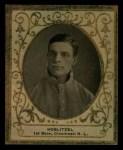 1909 T204 Ramly #55   Dick Hoblitzell  Front Thumbnail