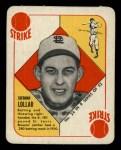1951 Topps Blue Back #24   Sherm Lollar Front Thumbnail