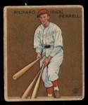 1933 Goudey #197   Rick Ferrell Front Thumbnail
