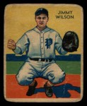 1935 Diamond Stars #22  Jimmy Wilson   Front Thumbnail