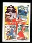 1986 Topps #7   Rose Special: 83-85 Front Thumbnail