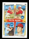 1986 Topps #3  Rose Special: 67-70  Front Thumbnail