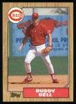 1987 Topps #545   Buddy Bell Front Thumbnail