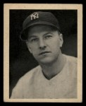 1939 Play Ball #71   Monte Pearson Front Thumbnail