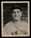 1939 Play Ball #144   Zeke Bonura Front Thumbnail