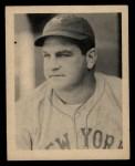 1939 Play Ball #124  Jumbo Brown  Front Thumbnail