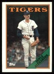 1988 Topps #492  Doyle Alexander  Front Thumbnail