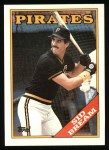 1988 Topps #478   Sid Bream Front Thumbnail