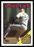 1988 Topps #338   Brian Holton Front Thumbnail