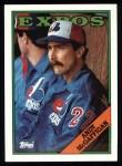 1988 Topps #488  Andy McGaffigan  Front Thumbnail