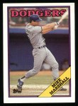 1988 Topps #249  Mike Marshall  Front Thumbnail