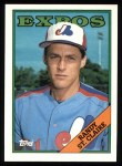 1988 Topps #279  Randy St.Claire  Front Thumbnail