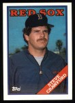 1988 Topps #299  Steve Crawford  Front Thumbnail