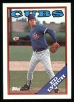 1988 Topps #336  Ed Lynch  Front Thumbnail